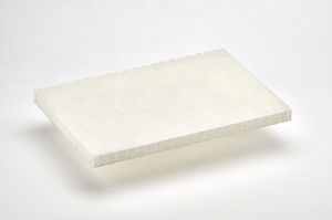 nido d'ape in polipropilene / per il settore edile / per macchina utensile