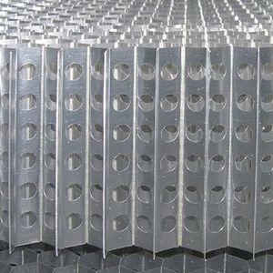 nido d'ape in alluminio / per l'industria eolica