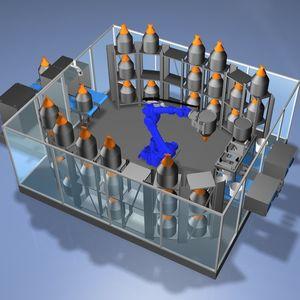 microdosatore per solidi