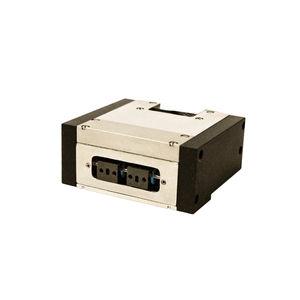 micro pinza di presa elettrico / parallelo / a 2 griffe / per laboratorio