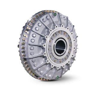 giunto idrodinamico / per trasmissione / per trasportatore / per motore