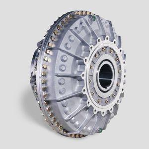 giunto idrodinamico / per trasmissione / per motore / per macchine