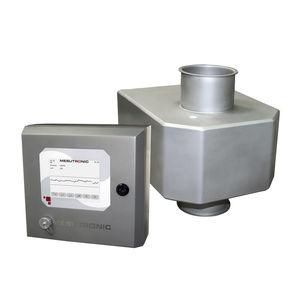 rilevatore di metalli a gravità / per trasporto pneumatico / digitale / per l'industria agroalimentare