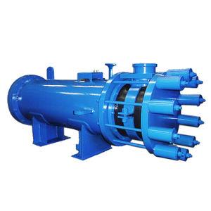 scambiatore di calore con blocco in grafita / liquido/liquido / liquido/gas / gas/gas