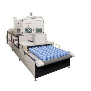 essiccatore a radiofrequenza / per l'industria tessile / con nastro trasportatore / ad asciugatura rapida