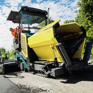 finitrice di asfalti