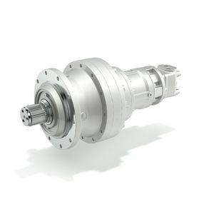 moto-riduttore idraulico / planetario / coassiale / 500 - 1000 Nm