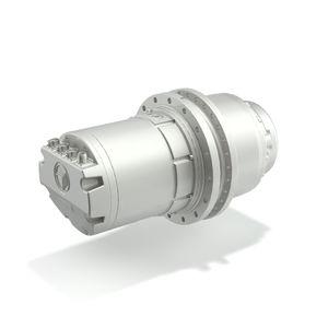 motoriduttore di cingoli / DC / planetario / 20 kW...50 kW
