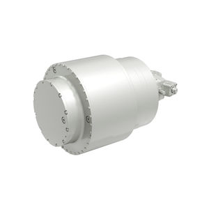 motoriduttore idraulico / planetario / coassiale / 1 MW...10 MW