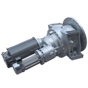 motoriduttore DC / ad assi paralleli / > 10 kNm / per miscelatore