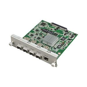 scheda di espansione di interfaccia PCI Express / RJ45 / Ethernet gigabit / per fibra ottica