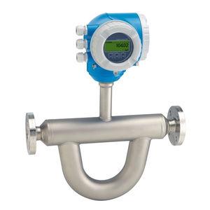 misuratore di portata termico di portata massica