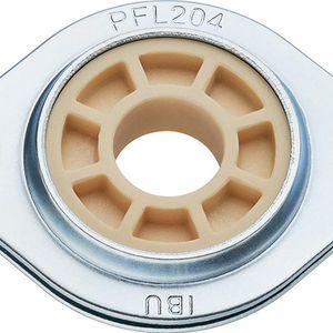 bronzina con flangia / in metallo / resistente alla polvere / autolubrificante
