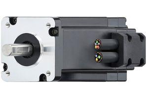motore DC / brushless / 48V / NEMA 17