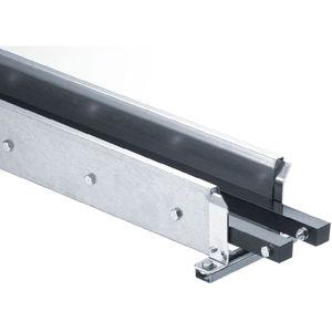 rotaia di guida / di montaggio / di guide lineari / in acciaio