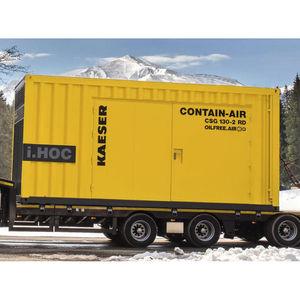 compressore in container