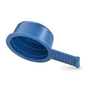 cappuccio di protezione / tondo / in plastica riciclata / per tubi