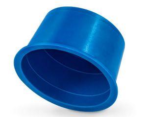 cappuccio conico / in PE / in plastica riciclata