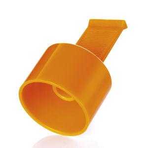 tappo di protezione non filettato / tondo / in PE / con estrattore