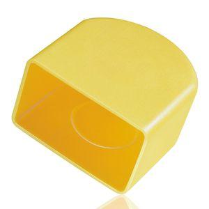 cappuccio rettangolare / in polietilene / di protezione