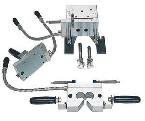 mescolatore dinamico / continuo / per polvere / da laboratorio