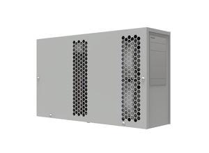 climatizzatore per armadio elettrico orizzontale