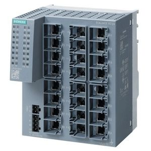 switch Ethernet industriale
