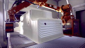 sistema di taglio laser CO2