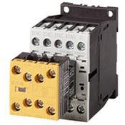 contattore di sicurezza / elettromeccanico / su guida DIN