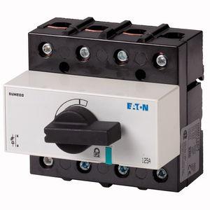 interruttore-sezionatore a bassa tensione / compatto / AC / contro i cortocircuiti