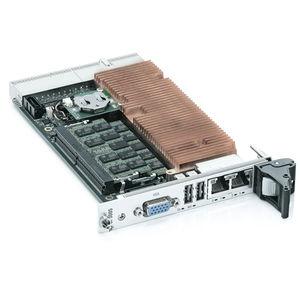 scheda CPU CompactPCI / Intel® Core i series / 3U / rinforzata