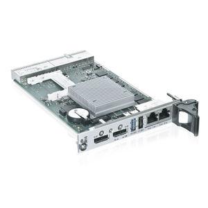 scheda CPU CompactPCI / Quad Core / Intel® Atom / 3U