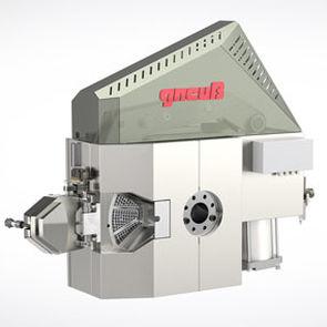 cambiafiltro in continuo / disco circolare / a comando idraulico / completamente automatico