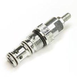 limitatore di pressione monostadio / a pistone / a molla / pilotato
