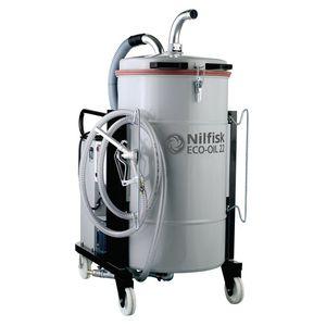 aspiratore per olio e trucioli / trifase / industriale / con separatore solido-liquido