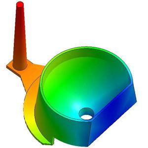 software di simulazione di stampaggi a iniezione