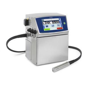 stampante a getto di inchiostro continuo / a getto d'inchiostro / per ambienti difficili / ad alta velocità