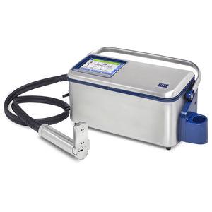 stampante industriale a getto di inchiostro continuo / con touch screen / compatta / interfaccia USB