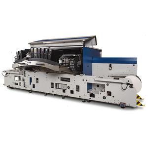 macchina da stampa flessografica in linea