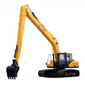 escavatore a manico lungo