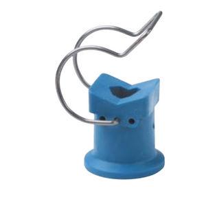 collare di fissaggio per tubo in polipropilene