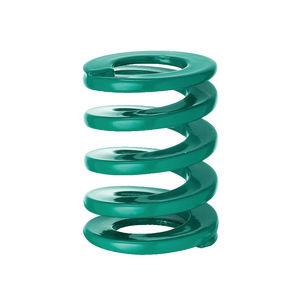 molla di compressione / a spirale / in acciaio / DIN ISO 10243