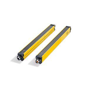barriera fotoelettrica di sicurezza di tipo 4 / multifascio / per area pericolosa / protezione delle mani