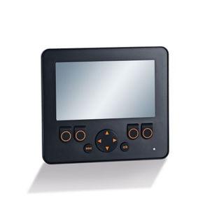 HMI di monitoraggio / con tastiera / ad incastro / 320 x 240