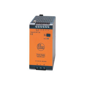 alimentazione elettrica a commutazione / AC/DC / regolata / su guida DIN