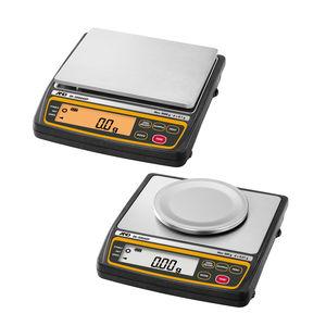 bilancia di precisione / compatta / con display LCD / compatta