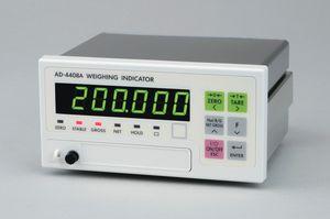 indicatore di peso con display LED / ad incastro / IP65