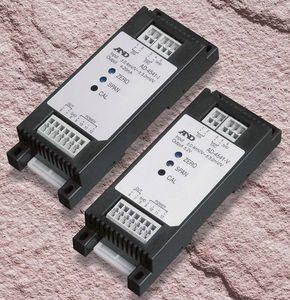 condizionatore di segnale su guida DIN
