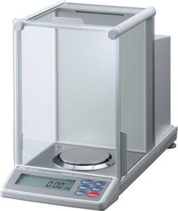 bilancia da laboratorio / semimicro / di analisi / con display LCD
