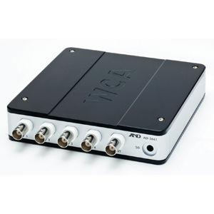 analizzatore per rete elettrica / di spettro / da integrare / 4 canali